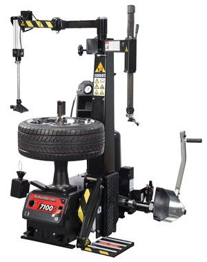 Eewh570ac T7100s Center Post Tire Changer Mopar Essential Tools