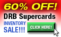 DRB Supercard Inventory Sale